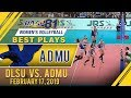 UAAP 81 WV: Kat Tolentino delivers on explosive back row bomb | ADMU | Best Plays