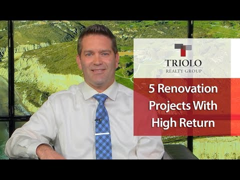 San Diego Real Estate: Renovation Projects That Will Bring a High Return