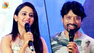 Spyder was made on a budget of 125 crores : SJ Surya and Rakul Preet Singh speech