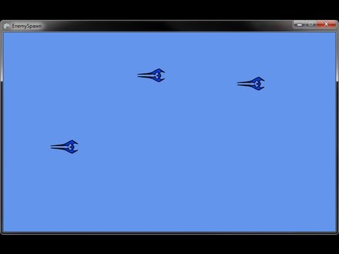 XNA Tutorial 26 - Spawning Enemies