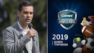 Mano a mano con Rafael Márquez - ESPN Comex Masters