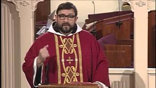 Daily Catholic Mass - 2016-02-05 - Fr. Leonard