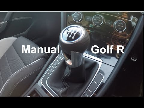 How is my Mk7 Golf R's Manual Gearbox?