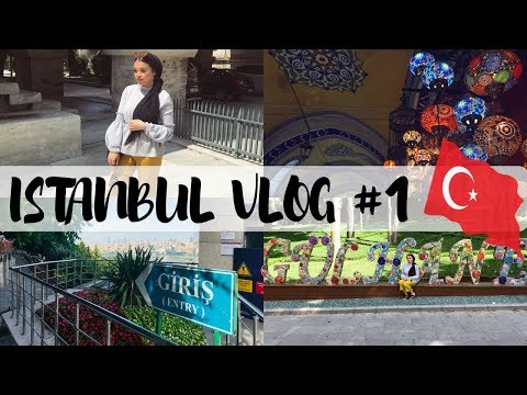 7 DAYS IN ISTANBUL (PART 1) || Bosphorus Tour, Cable Cars & Exploring the City