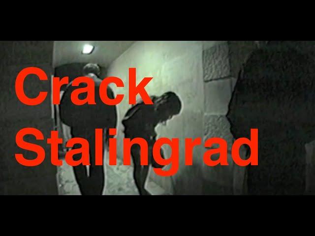 Place Stalingrad , le Crack cela fait 28 ans...