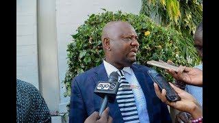 BREAKING: Meya wa Mwanza kukamatwa akimpokea Rais Magufuli
