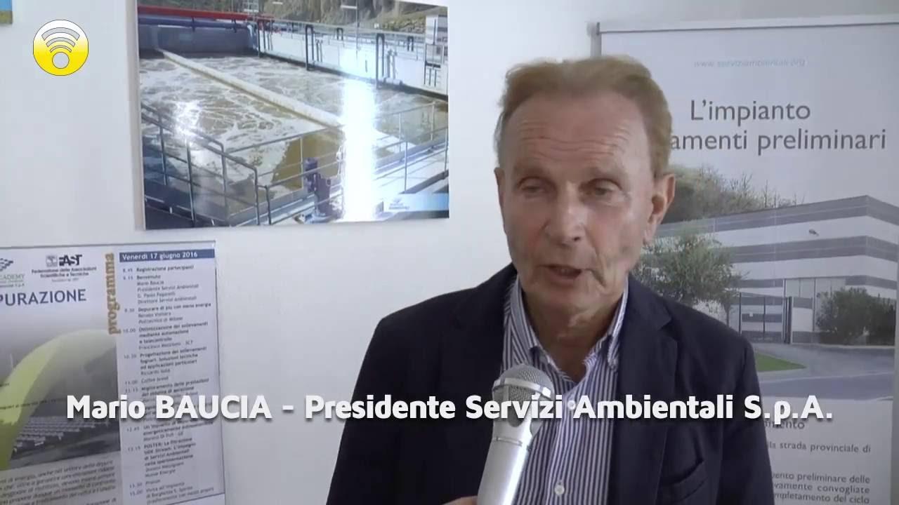 """""""Consumare meno energia nella depurazione dei reflui"""". Il convegno si terrà venerdì a Loano 2 Village: video #1"""