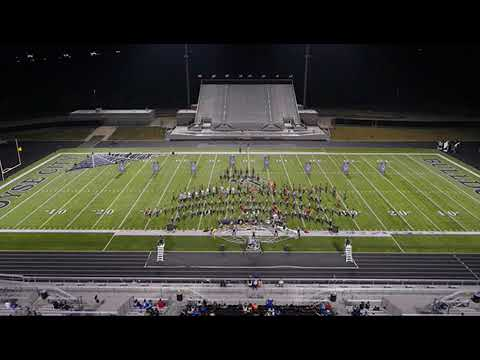 North Forney High School Marching Band - Black Widow 2018