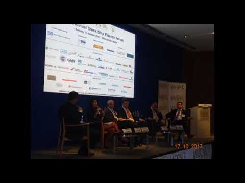 19th Annual Marine Money Greek Ship Finance Forum