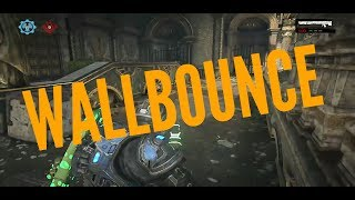 WALLBOUNCE GEARS OF WAR 4 COMPILATION