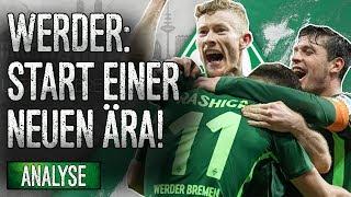 Werder Bremen: Start in eine neue Ära!   Analyse