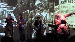 Live con Ronnie Jones Nite Life slide guitar