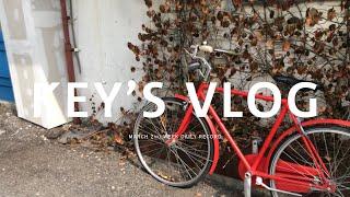 [vlog] 퇴사자 브이로그 (한남동투어/사운즈한남/전…