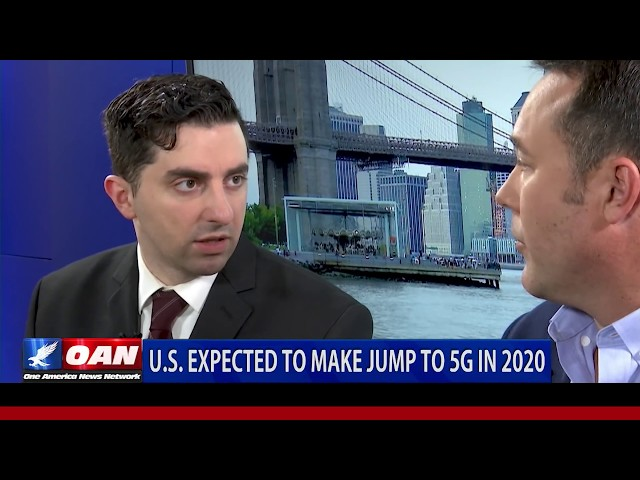 U.S. expected to make jump to 5G in 2020