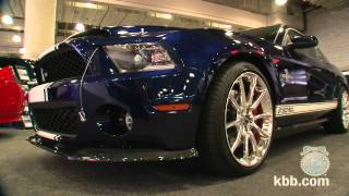 Ford Shelby GT500 2012 Videos