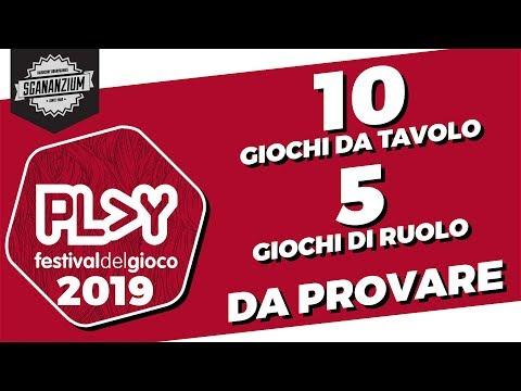 Modena Play 2019: 15 titoli che non voglio perdere!