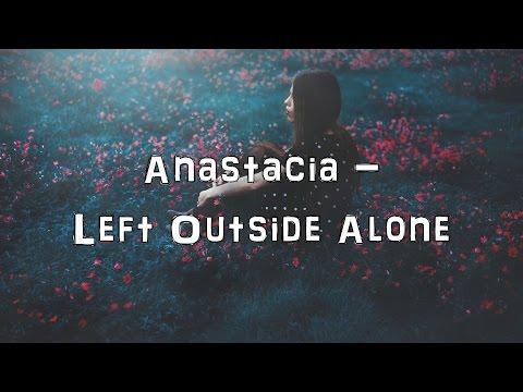 Anastacia - Left Outside Alone [Acoustic Cover.Lyrics.Karaoke]
