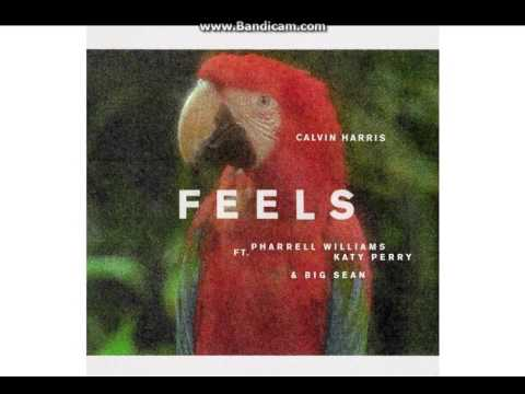 Calvin Harris - Feels (#1) Ft. Pharrell Williams Katy Perry, Big Sean