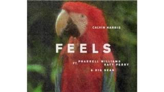 Calvin Harris - Feels (#1) Ft. Pharrell Williams Katy Perry, Big Sean