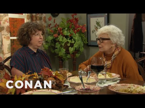 GranAids Is The Perfect Holiday Gift For Your Grandma - CONAN on TBS