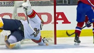 Luongo steals the show in Shootout Competition
