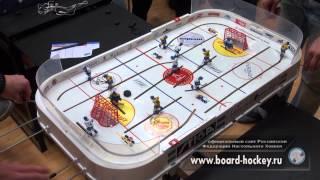 Настольный хоккей. Выпуск 84. Table hockey-RIGA-2012-final-BOR-CAI-4-comment-SPIV