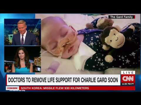 Lila Rose speaks with CNN International about baby Charlie Gard being taken off life support