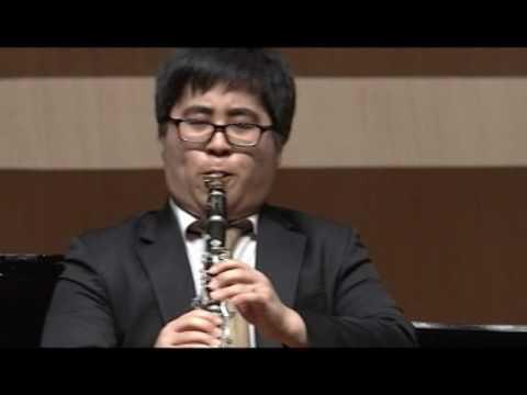 강석원_Clarinet_2012 JoongAng Music Concours