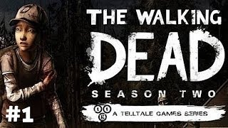 KRASS! EINFACH NUR KRAAAAAAASS! -The Walking Dead SEASON 2/Episode 1-  #1