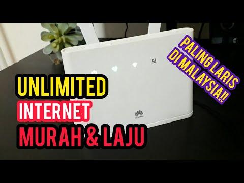 Unlimited Internet Murah