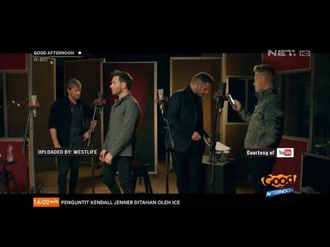 Tiket Konser Westlife di Indonesia Sold Out Dalam Waktu 2 Jam Mp3