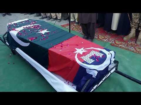 گلگت بلتستان کا فرزند اے آئی جی اشرف نور پشاور دھماکہ میں شھید خدا انھیں جنت میں جگہ دیں آمین