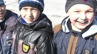 На Всероссийском уроке ОБЖ учителями для детей стали спасатели