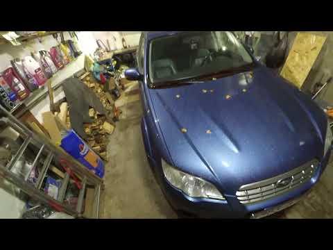 Blood jerk - Что у меня с рулевым? Subaru Outback