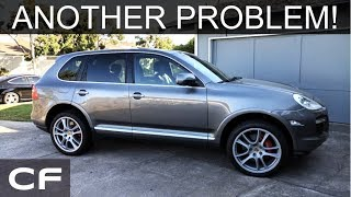 Another Problem with My Porsche Cayenne Turbo - Vacuum Leak (P2404 & P0455)