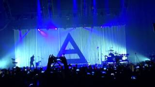 """30 Seconds To Mars """"Birth"""" (live in Moscow, 2014.03.16)"""