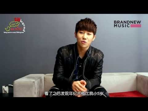 [中字]칸토(Kanto) - 말만해 (What You Want) Making Film Highlights For Sung Gyu & Shout Out To Kanto