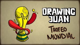 TROFEO COPA DEL MUNDO |DRAWING JUAN