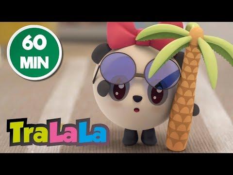 BabyRiki 60MIN (Marea lui Pandy) - Desene animate    TraLaLa