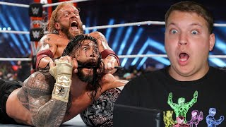 Best WWE Moves & Moments 2021