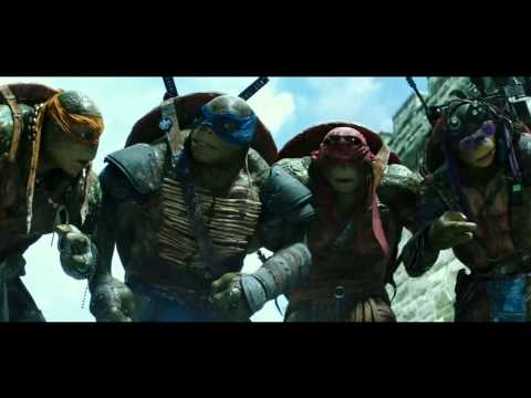 TMNT (2014) Clip: Snow Battle (HD). streaming vf