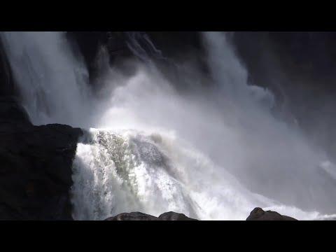 Amazing Athirapally Waterfall : God