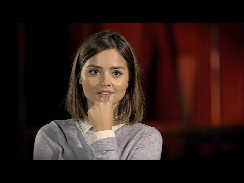 Jenna Coleman's funniest moment - Doctor Who: Series 9 (2015) - BBC