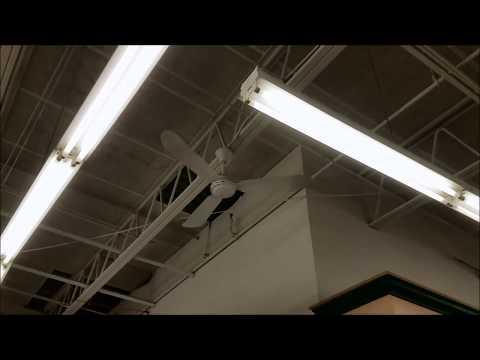 Inside AirMaster Fan's Factory