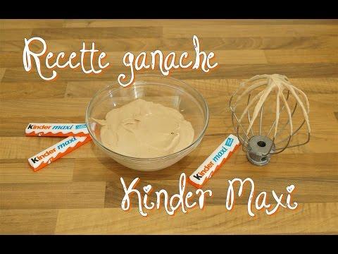 ganache-chocolat-kinder-maxi