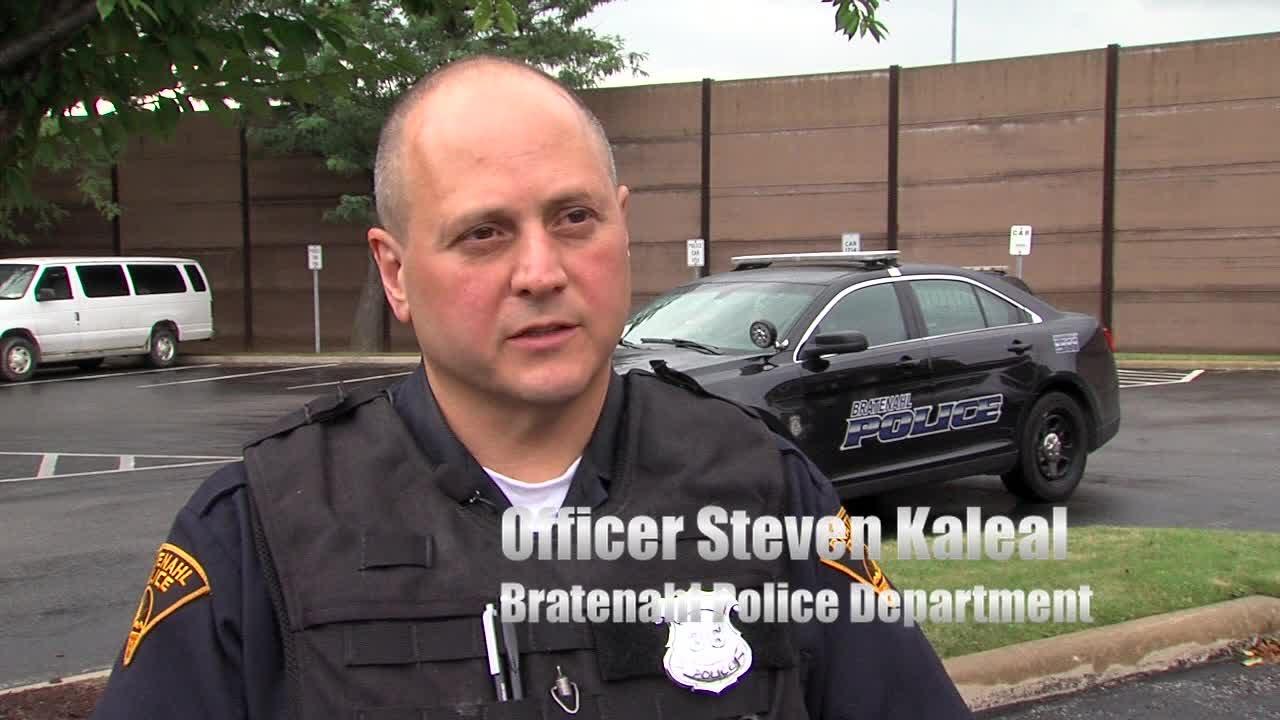 officer steven kaleal interview officer steven kaleal interview