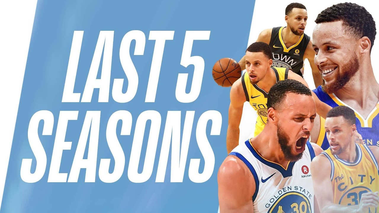 Stephen Curry's BEST Crafty Assists | Last 5 Seasons