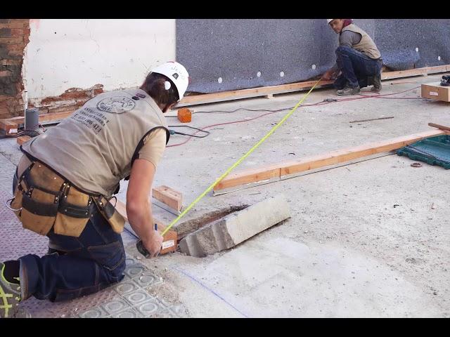 Construcción de estructura de madera CLT en 5 días de una vivienda en Sant Vicenç de Castellet