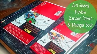 Video ART SUPPLY REVIEW! Canson Make Your Own Comic and Manga Books! download MP3, 3GP, MP4, WEBM, AVI, FLV Oktober 2018