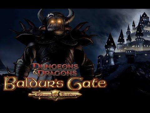 Baldur's Gate Enchanced Edition Trillogy Playthrough (BG1+BG2) part 1